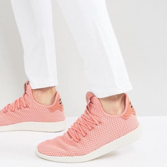 15f5ba1c0d35f adidas x Pharrell Williams Tennis HU Sneakers
